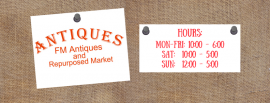 FM Antiques & Repurposed Market Black Friday Sale